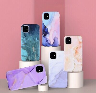 AU10.99 • Buy IPhone Case For 11 Pro Max SE 2 X/XS MAX XR 7 8 Plus Marble  Shockproof Silicone