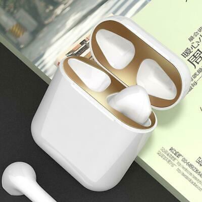 $ CDN3.58 • Buy Metal Dust Guard Protective Sticker Film Cover For Airpods Accessories New J3M5