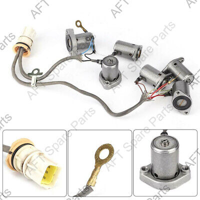 $65.63 • Buy 46313-22700 Transmission Solenoid A4BF3 For Hyundai Kia Accent Tiburon Rio