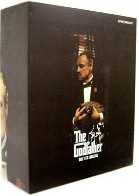 $749.99 • Buy Enterbay Real Masterpiece The Godfather Don Vito Corleone 1/6 Scale Figure
