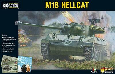 $26.66 • Buy Bolt Action US Army M18 Hellcat Warlord Games
