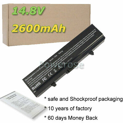 Battery For Dell Inspiron 1525 1526 1440 1545 1546 1750 GW240 X284G RN873 M911G  • 12.46£