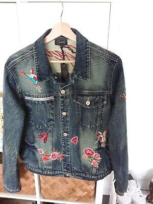 AU229 • Buy NEW Czarina Denim Jaket Size 2XL