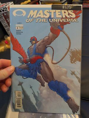 $1.75 • Buy Masters Of The Universe #3 Cover A - Image Comics - He-Man (2003)
