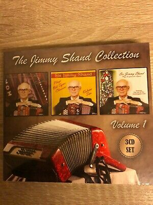 £10.99 • Buy The Jimmy Shand Collection Vol.1 - 3CD Set
