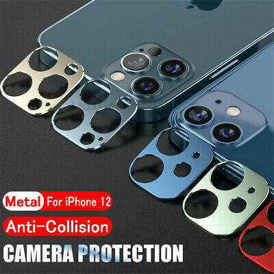 Camshield Camera Protector For IPhone 12 Pro Max 11 Xs Lens Metal Sticker Cover • 1.99£