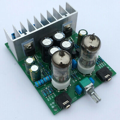 LM1875T Hifi 6j1 Valve Drive Mini Power Amplifier Module Headphone Amp DIY Kits • 15.99£