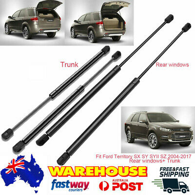 AU39.88 • Buy For Ford Territory 2004-2017 Vehicle Rear Window Glass+Tailgates Gas Struts AU