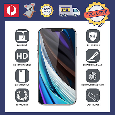 AU4 • Buy Tempered Glass Screen Protector For Apple IPhone 12 11 X 8 7 6 Pro Mini Pro Max