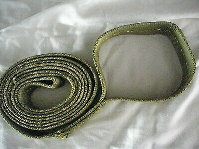 $9.95 • Buy Bulk 8 Ft. X 1 3/4  Wide Military Tow Strap/sling Approx.11k Rating By Military.