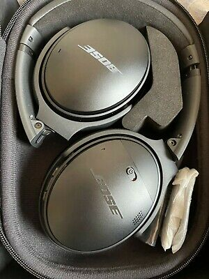$ CDN335.23 • Buy Bose QuietComfort Noise Cancelling QC35 II Bluetooth Wireless Headphones Black