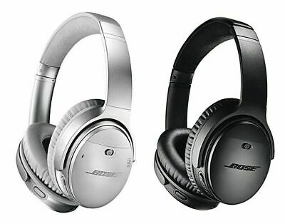 $ CDN317.59 • Buy Bose QuietComfort Noise Cancelling QC35 II Bluetooth Wireless Headphones UK