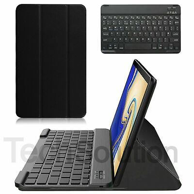 NEW For Apple IPad 9.7  2018 - Smart Case Cover + Bluetooth Wireless Keyboard • 17.45£