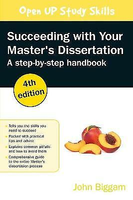 Succeeding With Your Master's Dissertation: A Step-by-Step Ha... - 9780335243211 • 23.38£