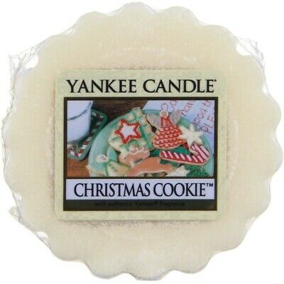Yankee Candle Wax Melts Tart ✔️ 22g ✔️ Scented Candle ✔️ Christmas Cookie ✔️ • 7.49£