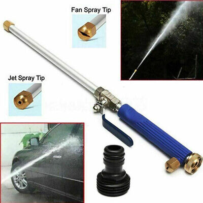 High Pressure Power Washer, Pressure Washer Gun With Hose Connect Adapter, Glass • 11.46£