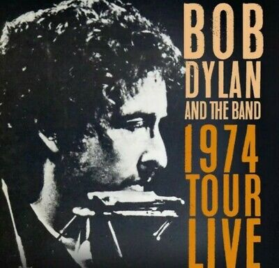 £12.95 • Buy Bob Dylan And The Band : 1974 Tour Live CD Box Set 3 Discs 2018 NEW Sealed