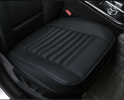 $ CDN30.71 • Buy Full Surround Front Car Seat Cover PU Leather Pad Mat Chair Cushion Protector