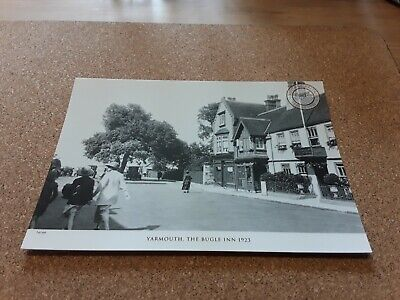 Francis Frith Postcard The Bugle Inn Yarmouth, Isle Of Wight Iow Iw  • 2.50£