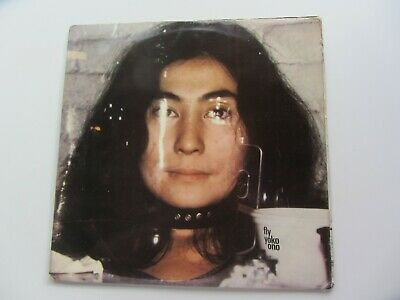 Yoko Ono  1971 Fly  Uk Demo Not For Sale  Lp Inners  & Poster & Postcard Ex • 199.90£