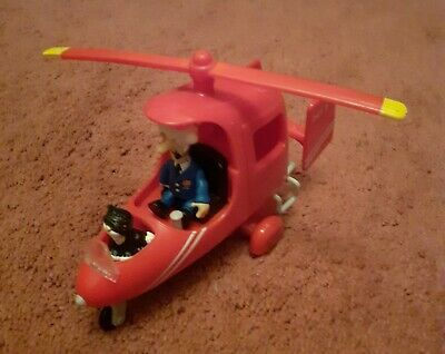 Postman Pat  Pat  3 Helicopter With Pat And Jess • 8.99£