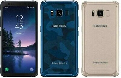 $ CDN149.35 • Buy Samsung Galaxy S8 Active G892A Unlocked AT&T T-MOBILE 64GB USED GOOD