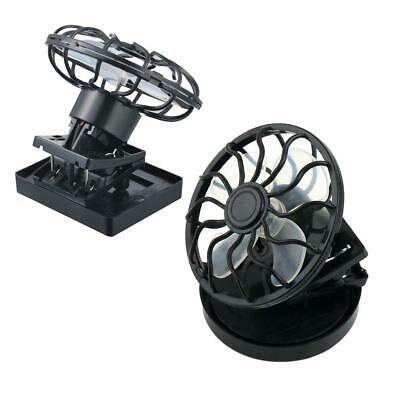 AU13.90 • Buy Clip-on Solar Cell Fan Sun Power Energy Panel Cooling /USB Cooler Desk Mini RC