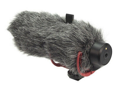 DeadCat Furry Wind Shield For The VideoMic GO Artificial Fr RODE GO Micophone 1x • 7.98£