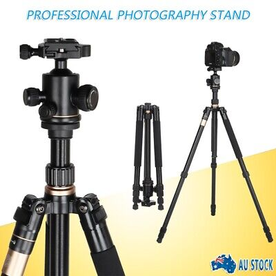 AU42.99 • Buy New Professional Tripod Ball Head For Digital Camera Travel DSLR Mount Stand