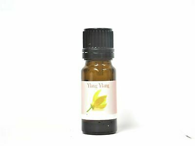 Ylang Ylang - Essential Oil - 100% Pure - Aromatherapy - Massage - Relaxation • 3.99£