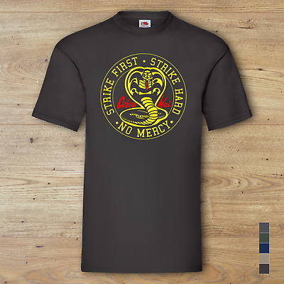 £6.99 • Buy Cobra Kai T-Shirt Karate Kid Adults Kids Great Value Free Delivery All Sizes