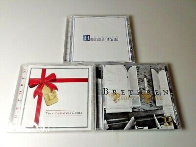Bretheren How Sweet The Sound, Prayers And Praises, Then Christmas Comes New CD • 29.62£