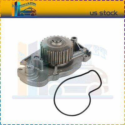 $34.59 • Buy Water Pump AW9273 For 93-01 Honda Prelude H22A4 H22A1 2.2L VTEC DOHC New