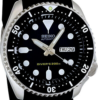 $ CDN184.89 • Buy Vintage SEIKO SKX007 Diver SAMURAI Hands Mod 7S26 With Genuine Case, Dial, Movt.