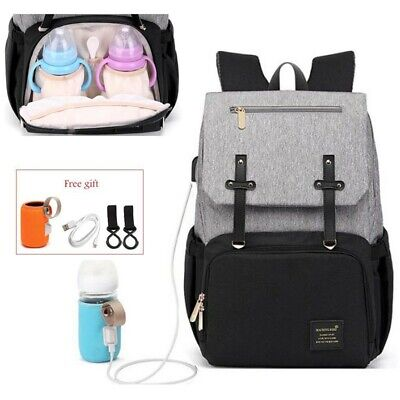 £12.95 • Buy Baby Changing Bag Backpack New Unisex *FREE DELIVERY* 100% 5 STAR SATISFACTION!