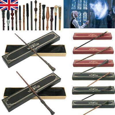 Harry Potter Hermione Magic Wand Cosplay Props Voldemort Metal Core Wand Gifts • 11.99£