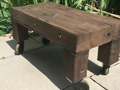 Japanese Style Trolley / Coffee Table/ TV Table Stand • 120£