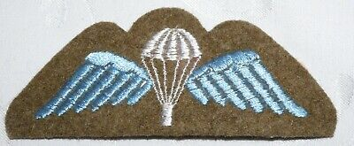 Fine Ww2 Parachute Jump Wing (army) Badge Patch World War Ii Military  • 1.04£