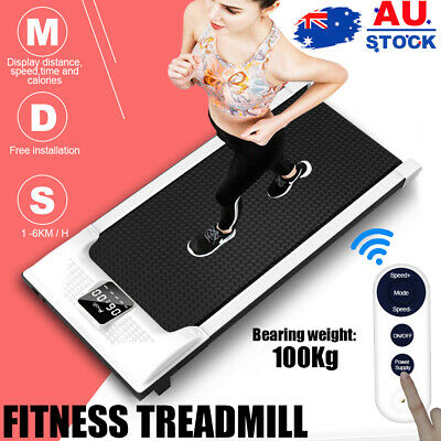 AU289 • Buy Electric Walking Pad Treadmill Home &Office Exercise Machine Fitness LCD Display