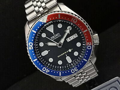 $ CDN132.21 • Buy Seiko Scuba Diver 7s26-0020 Skx009k2 Automatic Mens Watch 0d1613