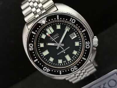 $ CDN269.02 • Buy Seiko Diver 6309-7040 Turtle 6105 Apocalypes Mod Automatic Mens Watch 062277