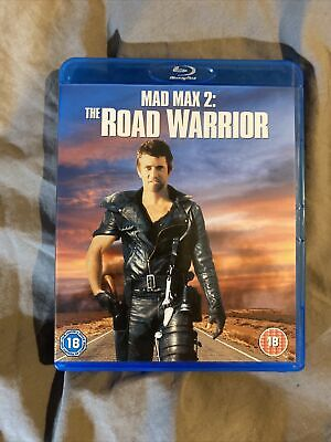 Mad Max 2 - The Road Warrior Blu Ray - Mel Gibson • 3£