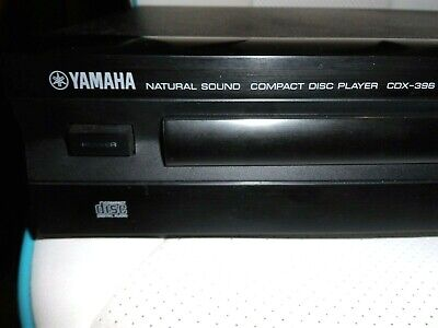Yamaha Compact Disc Player Cdx 396 Natural Sound Skip / Search Button Excellent  • 10£