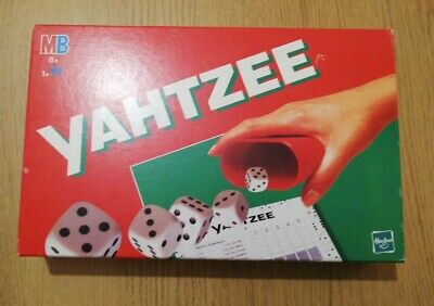 Yahtzee, Mb Games 1999 Vg Condition  • 5.50£