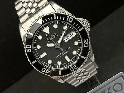 $ CDN119.14 • Buy Seiko Diver 7s26-0050 Skx023j Submariner 10 Bar Automatic Mens Watch 759893