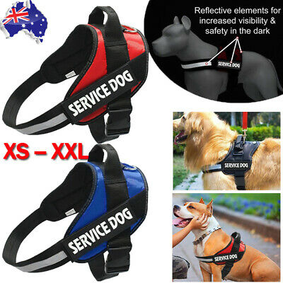 AU19.45 • Buy No-pull Dog Harness Outdoor Adventure Pet Vest Padded Handle- Small -Extra Large