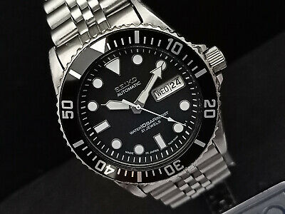 $ CDN134.18 • Buy Seiko Diver 7s26-0040 Skx031j Submariner 10 Bar Automatic Mens Watch 984866