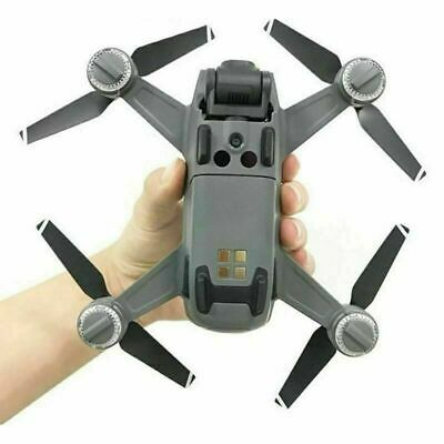 AU3.99 • Buy For DJI Spark Drone Accessories  Lamp Light Shade Cover Case Bumper Base Set