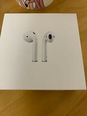 $ CDN130 • Buy Apple AirPods White In Ear Canal Headset With Charging Case