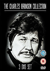 THE CHARLES BRONSON COLLECTION - Three Film Collection (DVD, 3-Disc Set). • 4.60£